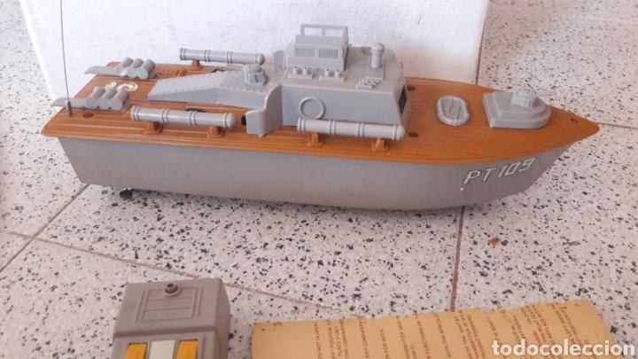 Radio Control: Torpedo boat PT 109 radio controlled - Foto 6 - 174322128