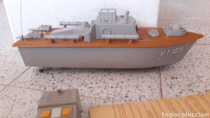 Radio Control: Torpedo boat PT 109 radio controlled - Foto 7 - 174322128