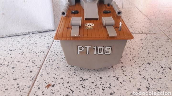 Radio Control: Torpedo boat PT 109 radio controlled - Foto 8 - 174322128
