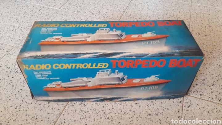 TORPEDO BOAT PT 109 RADIO CONTROLLED (Juguetes - Modelismo y Radiocontrol - Radiocontrol - Barcos)