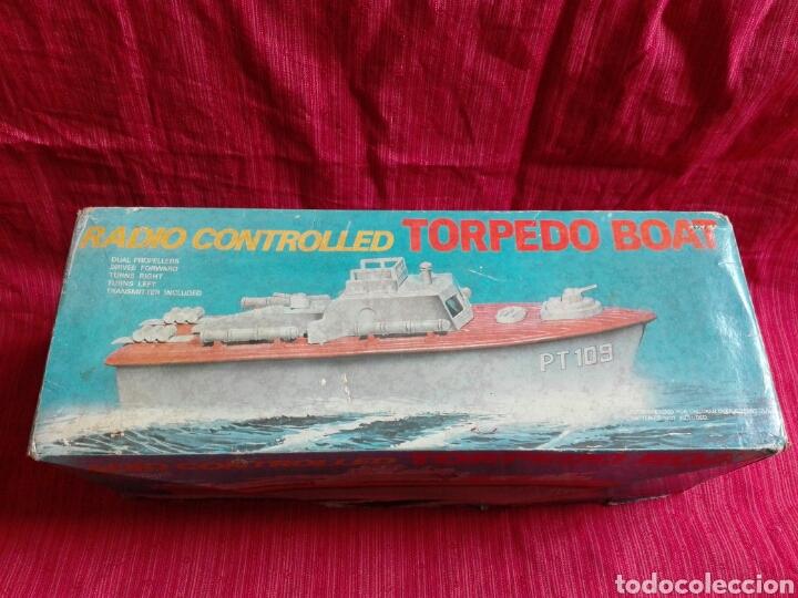 Radio Control: Torpedo boat radio control - Foto 3 - 175191623