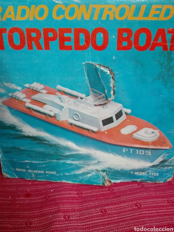 Radio Control: Torpedo boat radio control - Foto 12 - 175191623
