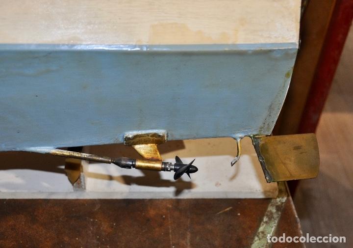 Radio Control: Barco Riva modelismo años 70 - Foto 18 - 181987460