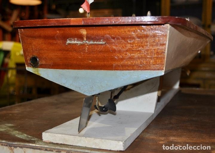 Radio Control: Barco Riva modelismo años 70 - Foto 19 - 181987460