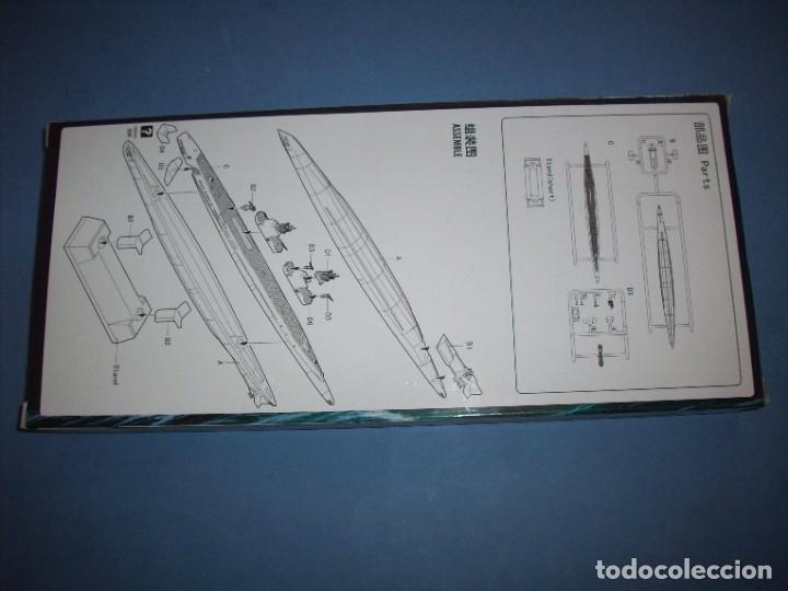 Radio Control: uss gato ss-212 1944 - Foto 2 - 182769807