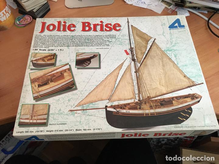 JOLIE BRISE SCALE 1:50 ARTESANIA LATINA (J-3) (Juguetes - Modelismo y Radiocontrol - Radiocontrol - Barcos)