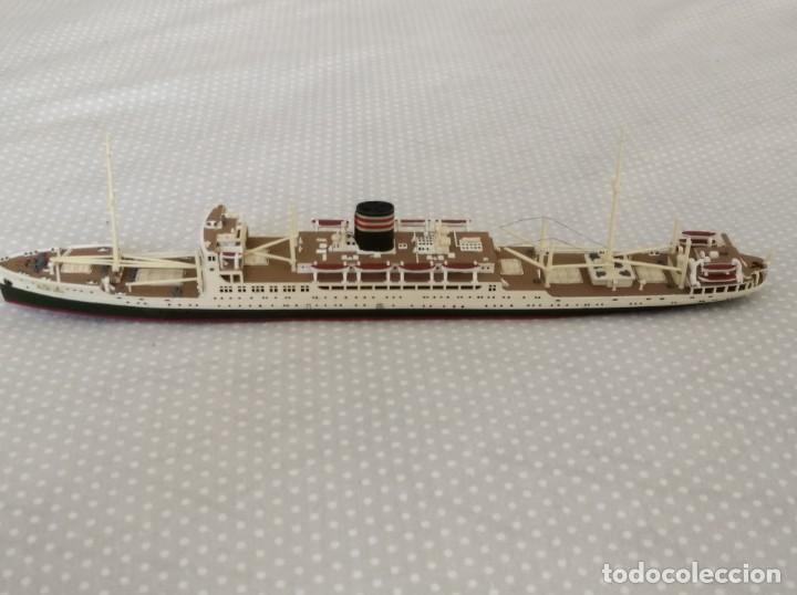 Radio Control: 1/700 HASEGAWA MERCANTE JAPONES II GUERRA MUNDIAL PINTADO EN ALTA CALIDAD - Foto 2 - 193995600