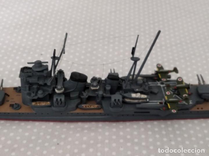 Radio Control: 1/700 HASEGAWA o TAMIYA CRUCERO PESADO JAPONES II GUERRA MUNDIAL PINTADO EN ALTA CALIDAD - Foto 8 - 194000150
