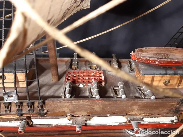 Radio Control: Barco, galeón. Maqueta. Siglo XX. - Foto 15 - 197183650