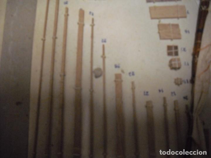 Radio Control: ANTIGUA BOMBARDA VICTORIA,CONSTRUCTO AÑOS 30, CAJA MAL ESTADO, VACIADO CASA , VER COMENTARIOS - Foto 7 - 197228481