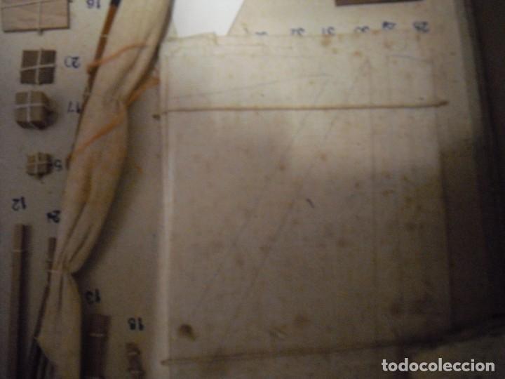 Radio Control: ANTIGUA BOMBARDA VICTORIA,CONSTRUCTO AÑOS 30, CAJA MAL ESTADO, VACIADO CASA , VER COMENTARIOS - Foto 9 - 197228481