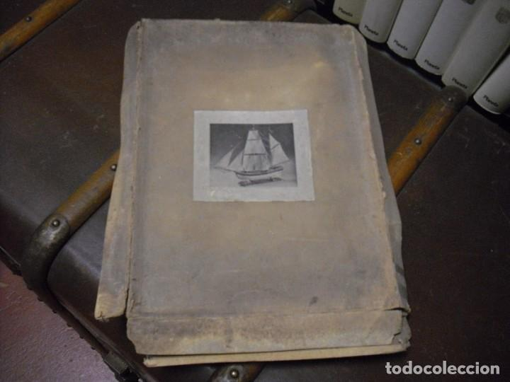 Radio Control: ANTIGUA BOMBARDA VICTORIA,CONSTRUCTO AÑOS 30, CAJA MAL ESTADO, VACIADO CASA , VER COMENTARIOS - Foto 10 - 197228481
