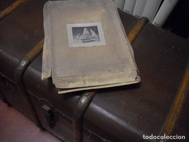 Radio Control: ANTIGUA BOMBARDA VICTORIA,CONSTRUCTO AÑOS 30, CAJA MAL ESTADO, VACIADO CASA , VER COMENTARIOS - Foto 11 - 197228481