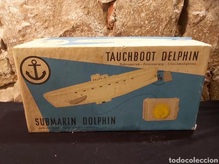 Radio Control: SUBMARINO TAUCHBOOT DELPHIN - Foto 3 - 204388405