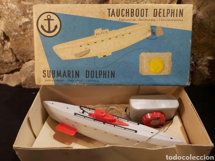 SUBMARINO TAUCHBOOT DELPHIN (Juguetes - Modelismo y Radiocontrol - Radiocontrol - Barcos)