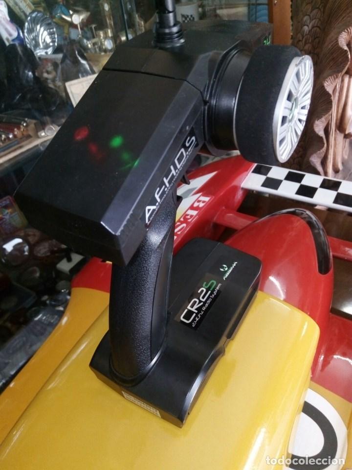 Radio Control: LANCHA R/C..Turbo.125 x 62 centimetros. Gran tamaño. ( OJO ).Motor gasolina de 56 cm3.Competicion. - Foto 12 - 208857055