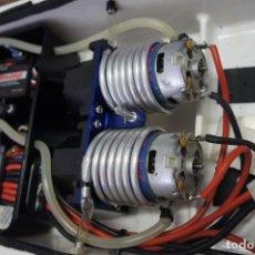 Radio Control: TRAXXAS VILLAIN EX LANCHA COMPETICIÓN.REFRIGERADA .. Lote 209571973