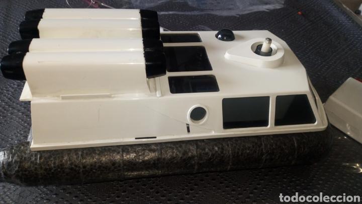 Radio Control: Lancha barca Philips hovercraft ve 2001 radiocontrol no probado desconozco si funciona se envía lo q - Foto 4 - 224721366