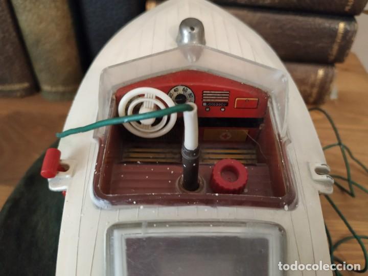 Radio Control: SCHUCO-Electro Ingenico Delfino 5411- made in W. Germany- años 60. - Foto 6 - 255407310