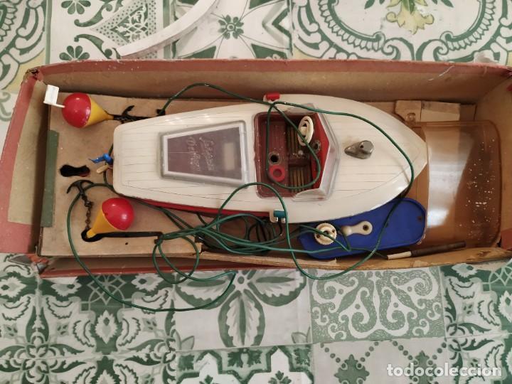 Radio Control: SCHUCO-Electro Ingenico Delfino 5411- made in W. Germany- años 60. - Foto 18 - 255407310