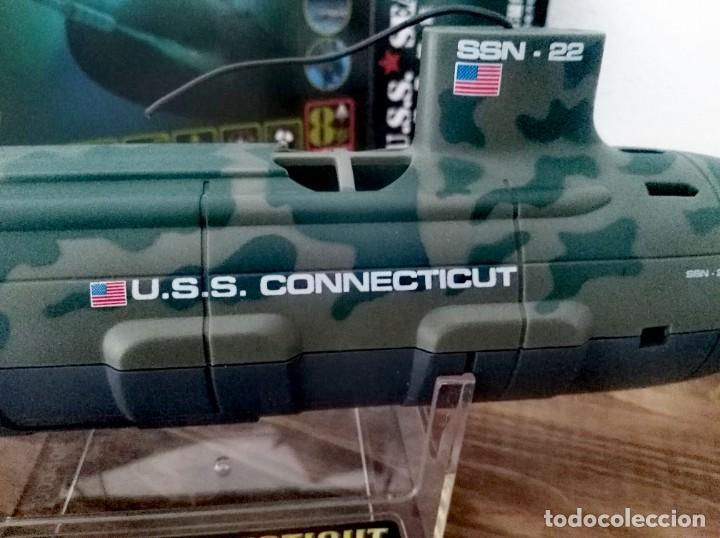 Radio Control: Submarino Nuclear 6 canales 35cm Radio control maqueta guerra modelismos maqueta militar - Foto 7 - 262145065
