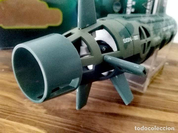 Radio Control: Submarino Nuclear 6 canales 35cm Radio control maqueta guerra modelismos maqueta militar - Foto 8 - 262145065