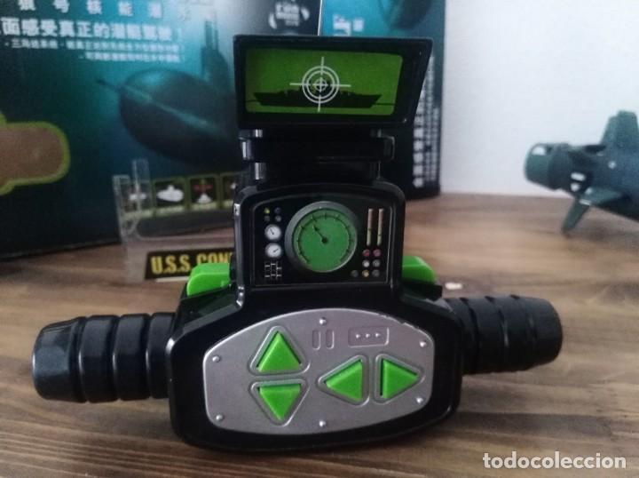 Radio Control: Submarino Nuclear 6 canales 35cm Radio control maqueta guerra modelismos maqueta militar - Foto 9 - 262145065