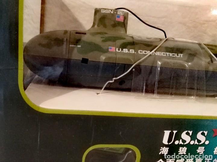 Radio Control: Submarino Nuclear 6 canales 35cm Radio control maqueta guerra modelismos maqueta militar - Foto 14 - 262145065