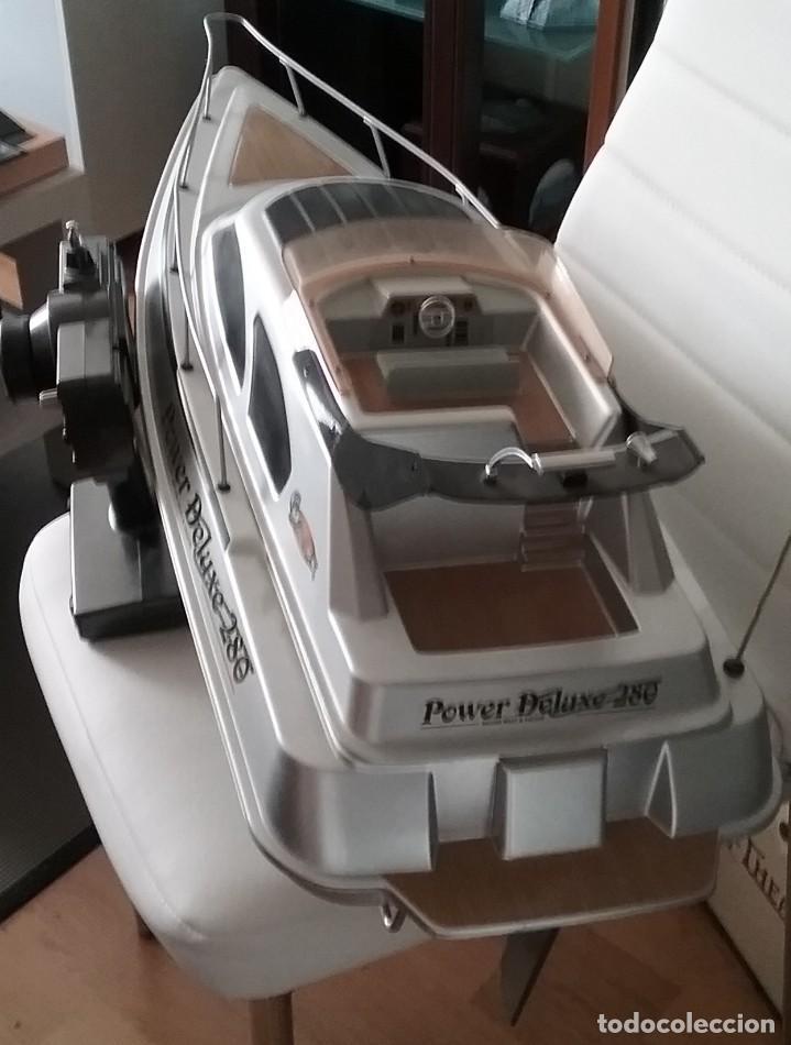 Radio Control: Barco radiocontrol RC BOOT POWER DELUXE 280 RTR CARSON - Foto 4 - 266520723