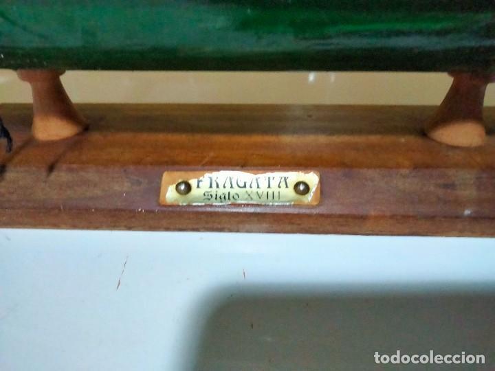 Radio Control: MAQUETA DE FRAGATA SIGLO XVIII - Foto 7 - 286256363