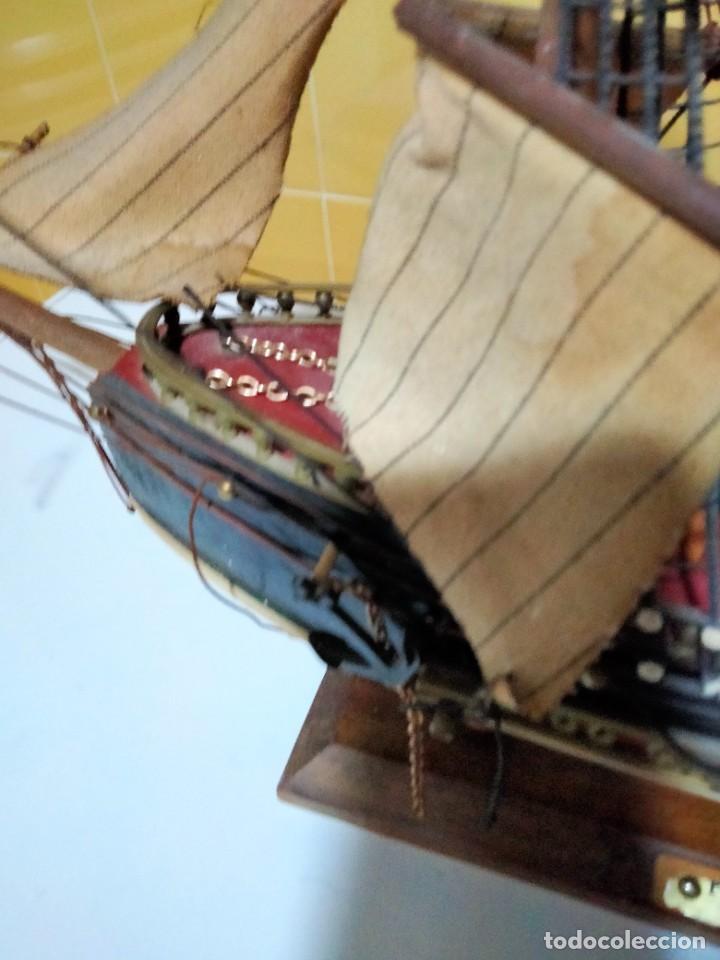 Radio Control: MAQUETA DE FRAGATA SIGLO XVIII - Foto 10 - 286256363