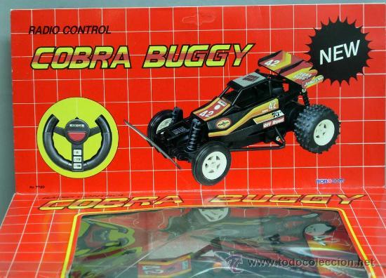 Radio Control: Cobra Buggy radio control el corte ingles Rbocom años 90 - Foto 3 - 23093252