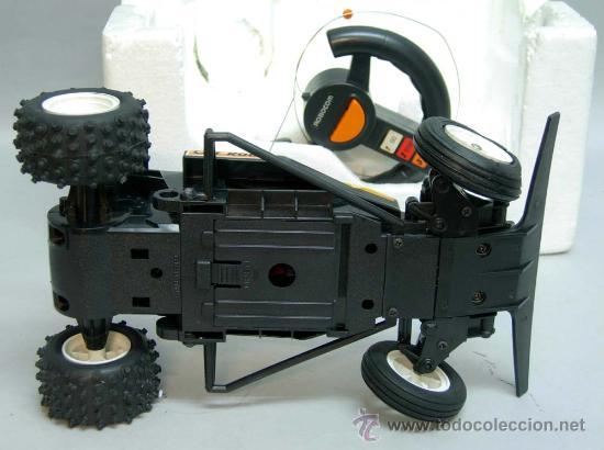 Radio Control: Cobra Buggy radio control el corte ingles Rbocom años 90 - Foto 7 - 23093252