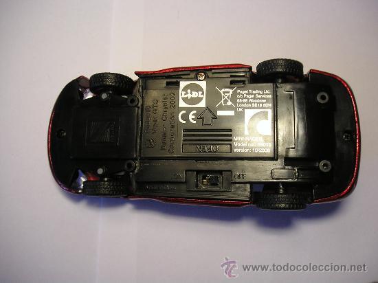 Radio Control: Bajos donde se observa marca y modelo. - Foto 3 - 27336887