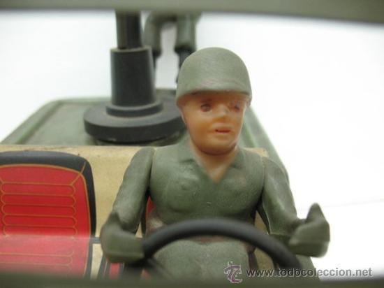 Radio Control: jeep americano -army- con ametralladora. - Foto 6 - 29431283