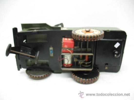 Radio Control: jeep americano -army- con ametralladora. - Foto 8 - 29431283