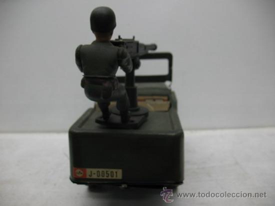 Radio Control: jeep americano -army- con ametralladora. - Foto 11 - 29431283