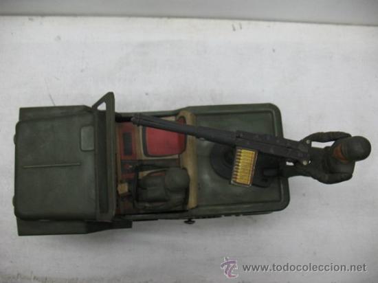 Radio Control: jeep americano -army- con ametralladora. - Foto 12 - 29431283