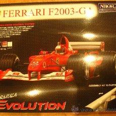 Radio Control: FERRARI F2003-GA. Lote 38111007