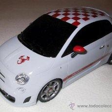 Radio Control: COCHE RADIOCONTROL CON MANDO MONDO MOTORS FIAT 500 ABARTH CAR 1/14. Lote 30942004