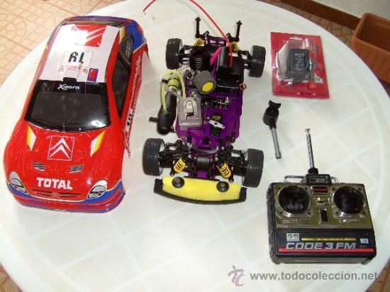 Radio Control: CITROEN XSARA WRC ESCALA 1/10 - Foto 2 - 32820898