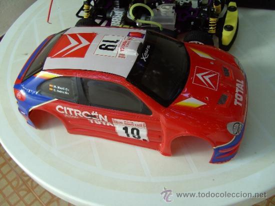 Radio Control: CITROEN XSARA WRC ESCALA 1/10 - Foto 7 - 32820898