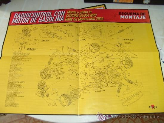Radio Control: CITROEN XSARA WRC ESCALA 1/10 - Foto 3 - 32820898