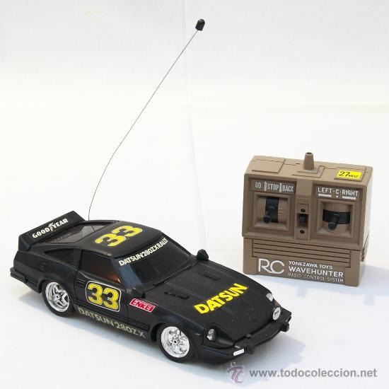 DATSUN 280 ZX BY YONEZAWA TOYS (Juguetes - Modelismo y Radiocontrol - Radiocontrol - Coches y Motos)