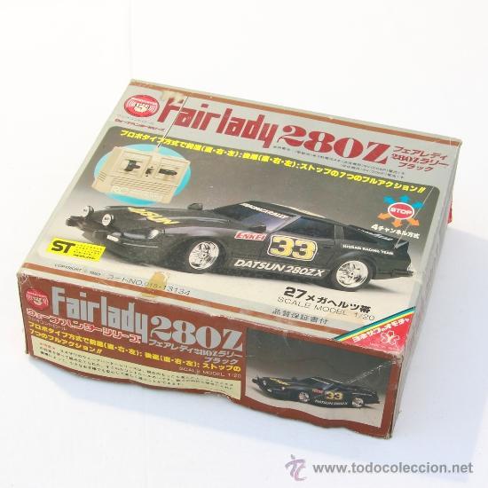 Radio Control: Datsun 280 ZX by Yonezawa Toys - Foto 3 - 33139296