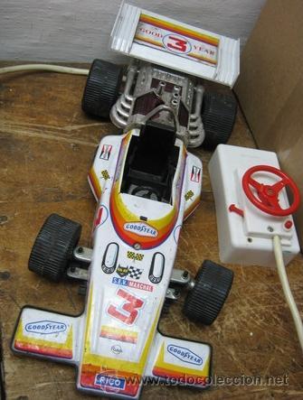 RICO COCHE F1 - SANTI RICO 41 CM (Juguetes - Modelismo y Radiocontrol - Radiocontrol - Coches y Motos)