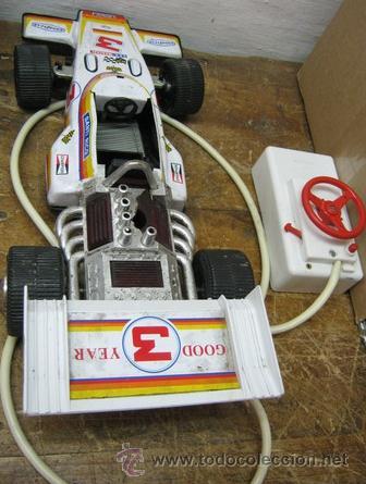 Radio Control: RICO coche F1 - SANTI RICO 41 CM - Foto 4 - 33296655
