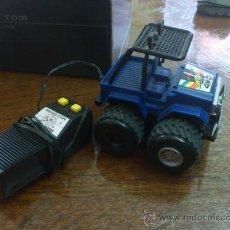 Radio Control: COCHE JEEP RADIO CONTROL CABLE. Lote 33803930