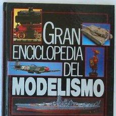 Radio Control: MODELOS RADIO CONTROL TIERRA - GRAN ENCICLOPEDIA DEL MODELISMO - VER DESCRIPCIÓN Y FOTOS. Lote 34282478