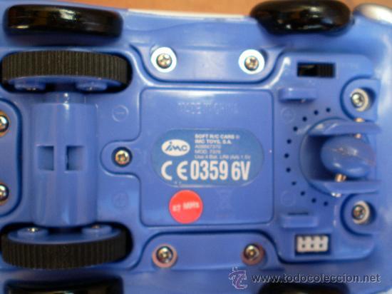 Radio Control: Coche Soft IMC Police radiocontrol - Foto 4 - 34970591